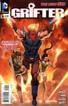 Cover for Grifter (DC, 2011 series) #9