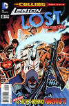 Cover for Legion Lost (DC, 2011 series) #9