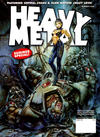 Cover for Heavy Metal Magazine (Heavy Metal, 1977 series) #v33#5 - Summer Special