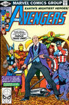 Cover for The Avengers (Marvel, 1963 series) #201 [Direct Edition]