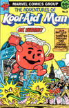 Cover for The Adventures of Kool-Aid Man (Marvel, 1983 series) #2