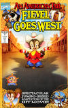 Cover for An American Tail: Fievel Goes West (Marvel, 1991 series) #1