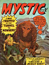Cover for Mystic (L. Miller & Son, 1960 series) #37