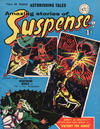 Cover for Amazing Stories of Suspense (Alan Class, 1963 series) #62