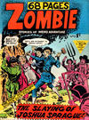 Cover for Zombie (L. Miller & Son, 1961 series) #2