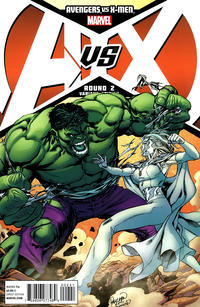 Cover Thumbnail for Avengers vs. X-Men (Marvel, 2012 series) #2 [Variant Cover by Carlo Pagulayan]