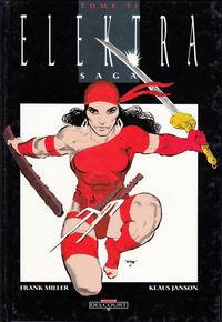 Cover Thumbnail for Elektra Saga (Delcourt, 1990 series) #2