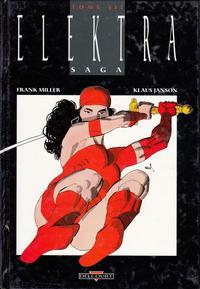 Cover Thumbnail for Elektra Saga (Delcourt, 1990 series) #3