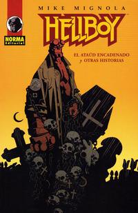 Cover Thumbnail for Hellboy (NORMA Editorial, 2002 series) #[3] - El Ataúd Encadenado y Otras Historias