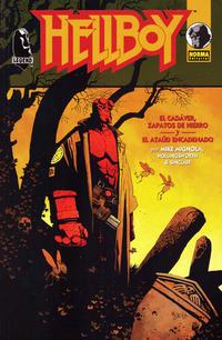 Cover Thumbnail for Hellboy: El Cadaver, Zapatos de Hierro y El Ataúd Encadenado (NORMA Editorial, 1997 series)