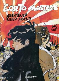 Cover Thumbnail for Corto Maltese (Carlsen Comics [DE], 1988 series) #1 - Abenteuer einer Jugend