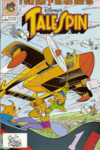 Cover Thumbnail for TaleSpin (Disney, 1991 series) #1