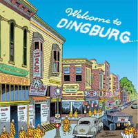 Cover Thumbnail for Zippy Annual (Fantagraphics, 2000 series) #9 - Welcome to Dingburg