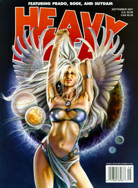 Cover Thumbnail for Heavy Metal Magazine (Metal Mammoth, Inc., 1992 series) #v31#4