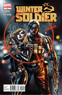 Cover Thumbnail for Winter Soldier (Marvel, 2012 series) #2