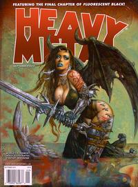 Cover Thumbnail for Heavy Metal Magazine (Metal Mammoth, Inc., 1992 series) #v34#4