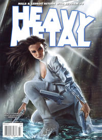 Cover Thumbnail for Heavy Metal Magazine (Heavy Metal, 1977 series) #v35#1
