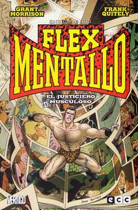 Cover Thumbnail for Flex Mentallo: El Justiciero Musculoso - Edición de Lujo (ECC Ediciones, 2012 series)