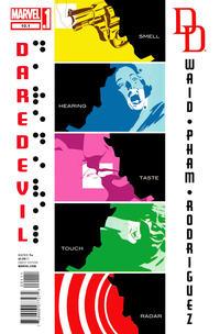 Cover Thumbnail for Daredevil (Marvel, 2011 series) #10.1
