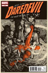 Cover Thumbnail for Daredevil (Marvel, 2011 series) #10
