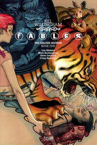 Cover Thumbnail for Fables: The Deluxe Edition (DC, 2009 series) #1
