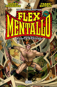 Cover Thumbnail for Flex Mentallo: Man of Muscle Mystery - The Deluxe Edition (DC, 2012 series)