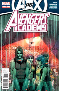 Cover Thumbnail for Avengers Academy (Marvel, 2010 series) #29