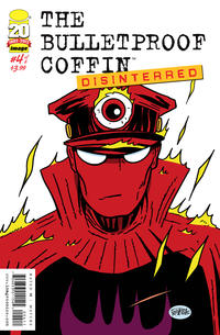 Cover Thumbnail for Bulletproof Coffin: Disinterred (Image, 2012 series) #4