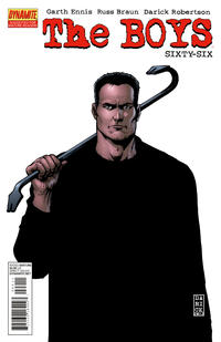 Cover Thumbnail for The Boys (Dynamite Entertainment, 2007 series) #66