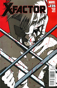 Cover for X-Factor (Marvel, 2006 series) #235