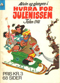 Cover Thumbnail for Alvin og gjengen (Allers Forlag, 1968 series) #[nn]