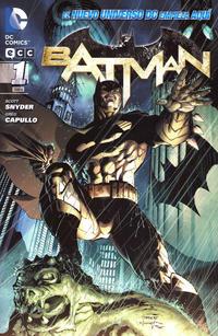 Cover Thumbnail for Batman (ECC Ediciones, 2012 series) #1