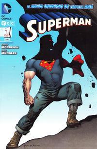 Cover Thumbnail for Superman (ECC Ediciones, 2012 series) #1