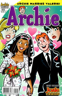Cover Thumbnail for Archie (Archie, 1959 series) #632