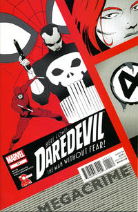 Cover for Daredevil (Marvel, 2011 series) #11 [Adi Granov Variant]