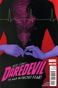 Cover Thumbnail for Daredevil (Marvel, 2011 series) #12