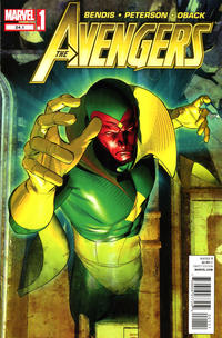 Cover Thumbnail for Avengers (Marvel, 2010 series) #24.1