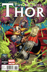Cover Thumbnail for The Mighty Thor (Marvel, 2011 series) #13