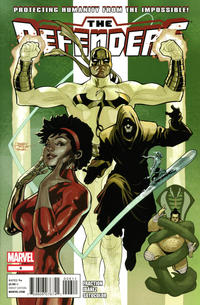 Cover Thumbnail for Defenders (Marvel, 2012 series) #6