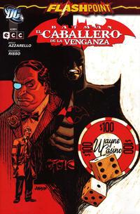 Cover Thumbnail for Batman: Flashpoint - El Caballero de la Venganza (ECC Ediciones, 2012 series)