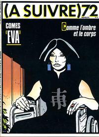 Cover Thumbnail for (À Suivre) (Casterman, 1977 series) #72