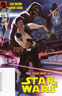 Cover Thumbnail for Free Comic Book Day: Star Wars / and Serenity: Firefly Class 03-K64 (Dark Horse, 2012 series)