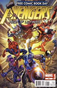 Cover Thumbnail for Free Comic Book Day 2012 (Avengers: Age of Ultron Point One) (Marvel, 2012 series) #0.1