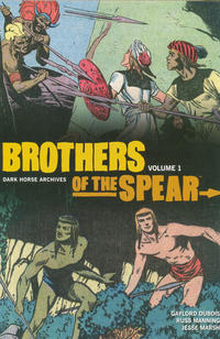 Cover Thumbnail for Brothers of the Spear Archives (Dark Horse, 2012 series) #1