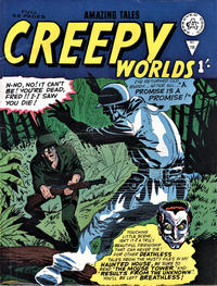 Cover Thumbnail for Creepy Worlds (Alan Class, 1962 series) #78