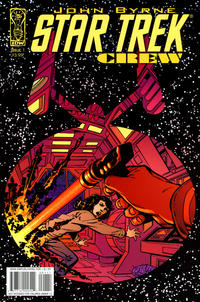 Cover Thumbnail for Star Trek: Crew (IDW, 2009 series) #1