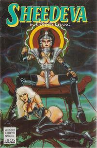 Cover Thumbnail for Sheedeva (Fantagraphics, 1994 series) #2