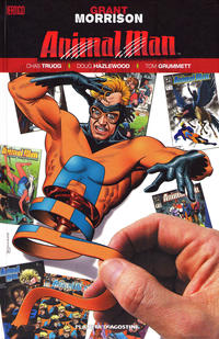 Cover Thumbnail for Animal Man de Grant Morrison (Planeta DeAgostini, 2011 series) #[nn]