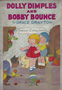 Cover Thumbnail for Dolly Dimples and Bobby Bounce (Cupples & Leon, 1931 series)