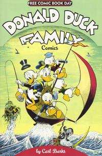 Cover Thumbnail for Walt Disney's Donald Duck Family Comics (Fantagraphics, 2012 series)